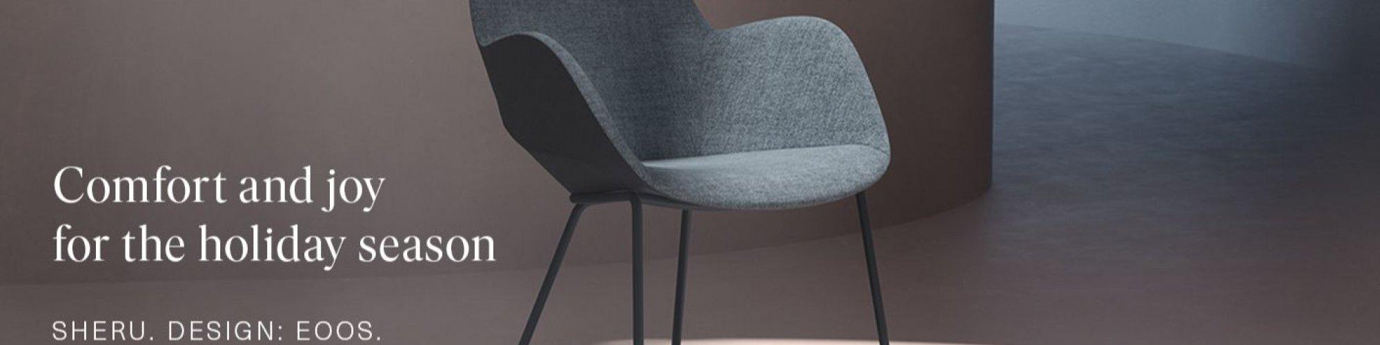 Nieuw! Sheru Chair